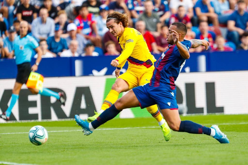 Griezmann Levante - Barça
