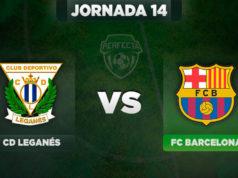 Leganés - Barça