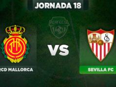 Alineaciones Mallorca - Sevilla