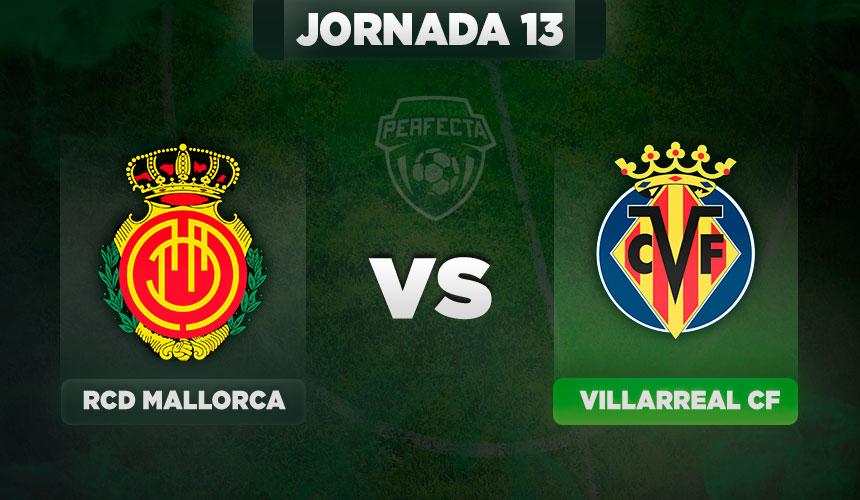 Mallorca - Villarreal
