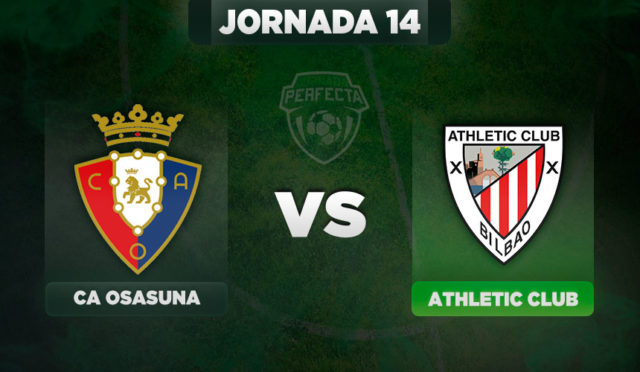 Osasuna - Athletic