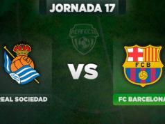 Alineaciones Real Sociedad - Barça