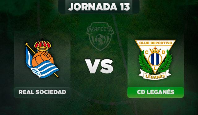 Real Sociedad - Leganés