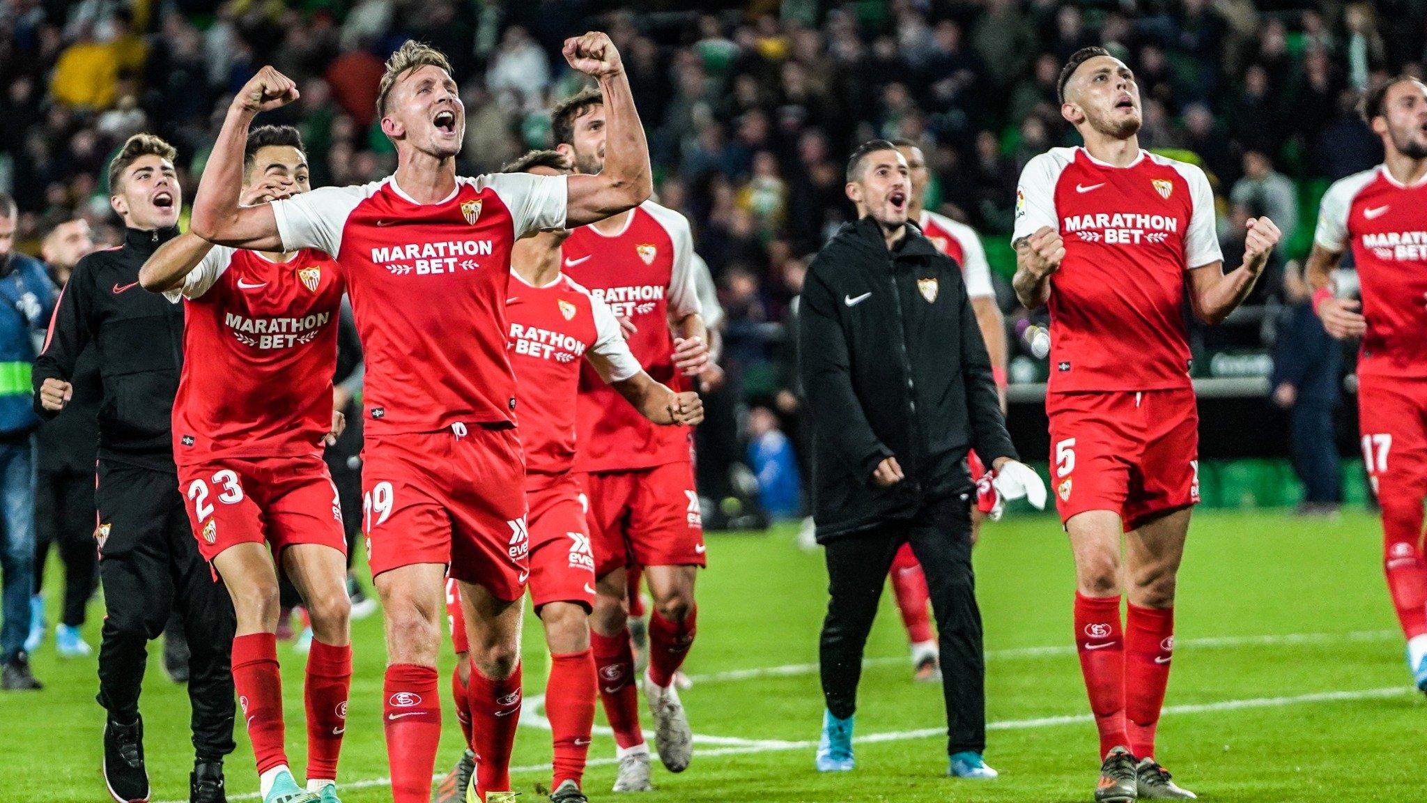 Sevilla FC Derbi