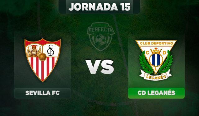 Sevilla - Leganes