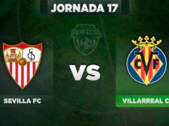 Alineaciones Sevilla - Villarreal