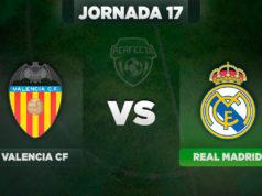Alineaciones Valencia - Real Madrid