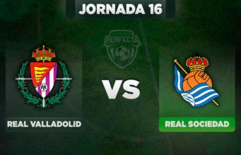 Alineaciones Valladolid - Real Sociedad