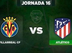 Alineaciones Villarreal - Atlético