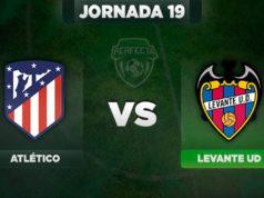 Atlético - Levante