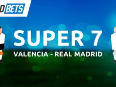 Super 7 Mondobets Valencia - Real Madrid