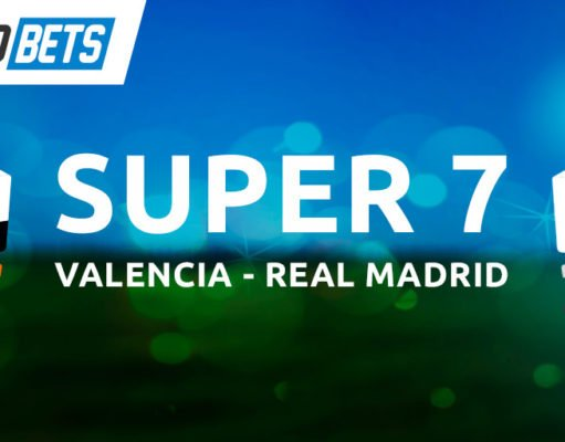 Super 7 Mondobets Valencia - Real Madrid