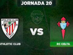 Alineaciones Athletic - Celta