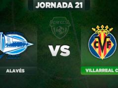 Alavés - Villarreal