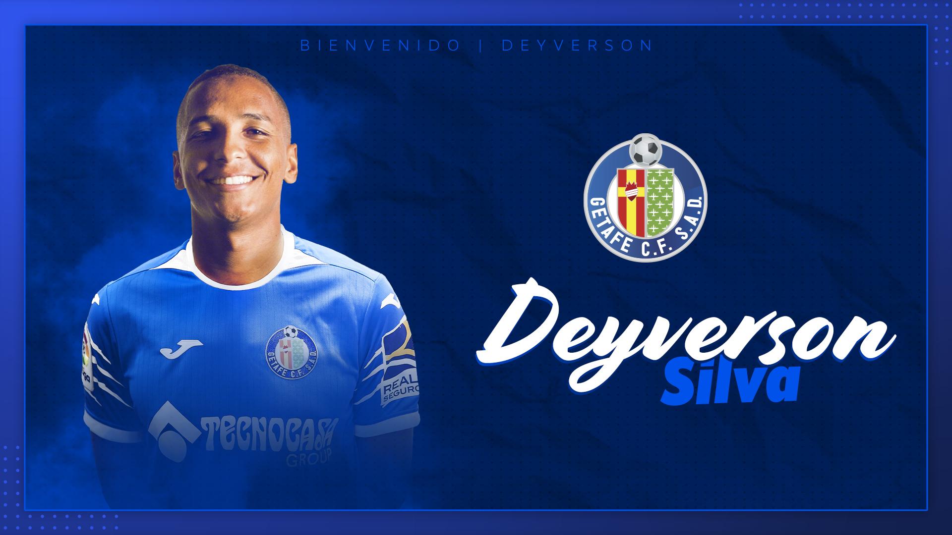 Deyverson Getafe CF