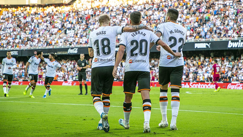 Gol Valencia