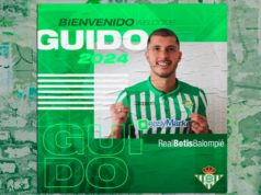 Guido Rodríguez Real Betis
