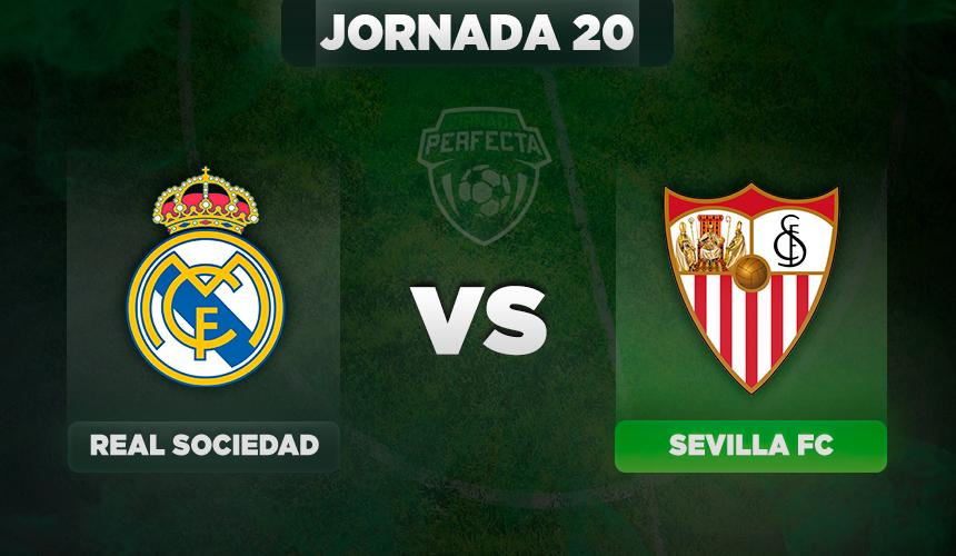 Alineaciones Real Madrid - Sevilla