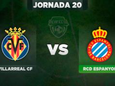 Alineaciones Villarreal - Espanyol