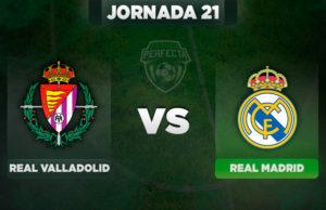 Valladolid - Real Madrid