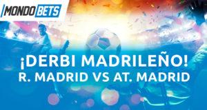 Real Madrid - Atlético en Mondobets