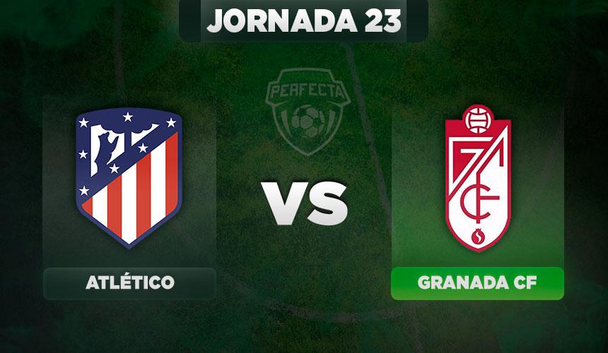 Atlético - Granada