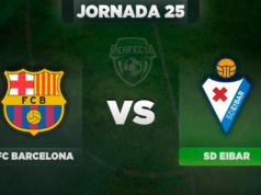 Alineaciones Barça - Eibar