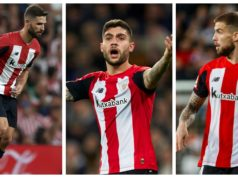 Defensa del Athletic
