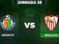 Alineaciones Getafe - Sevilla