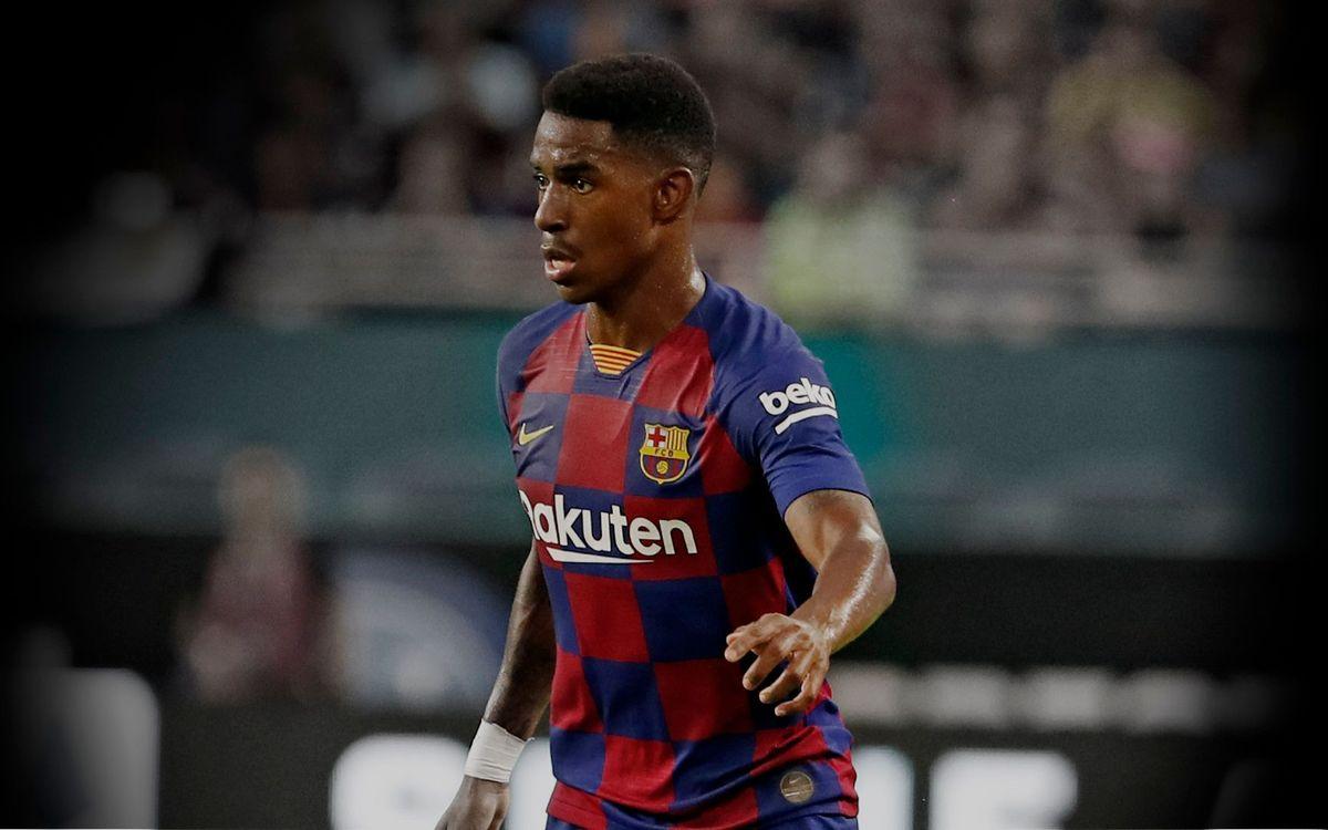 Junior Firpo Barça