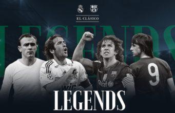 Vuelve el Legends con el Clásico de LaLiga