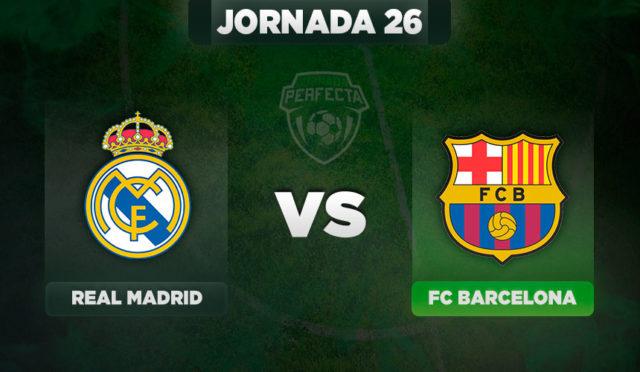Alineaciones Real Madrid - Barça