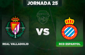 Alineaciones Valladolid - Espanyol