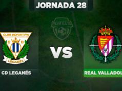 Alineaciones Leganés - Valladolid