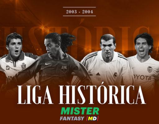 Liga Histórica Mister Fantasy