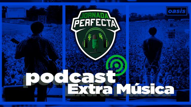 Podcast Extra Música