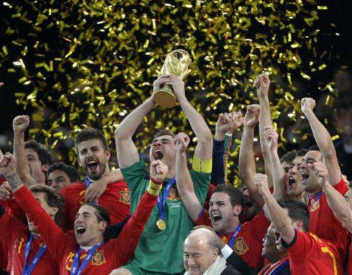 Selección Española Mundial 2010