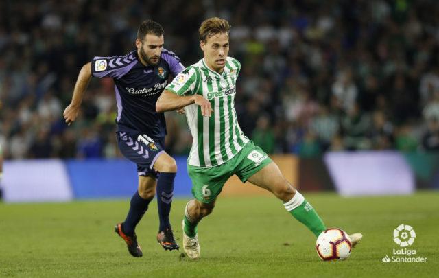 Canales, contra el Valladolid