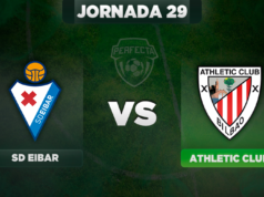 Eibar - Athletic