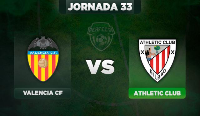 Valencia - Athletic