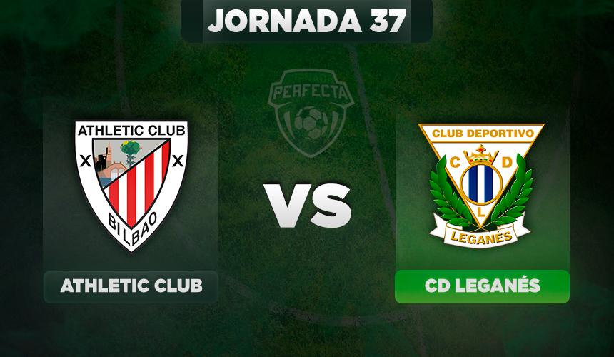 Athletic - Leganés
