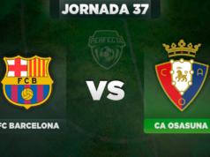 Barça - Osasuna