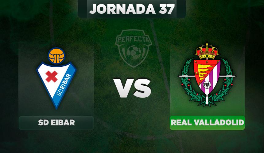 Eibar - Valladolid