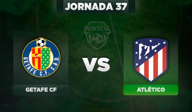 Getafe - Atlético