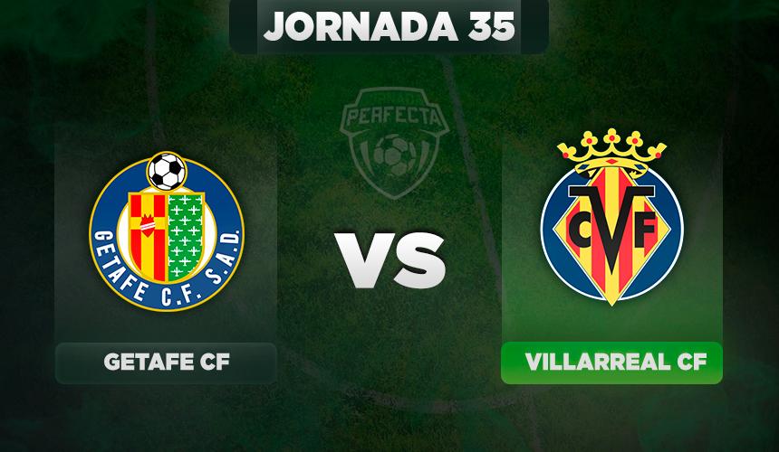 Getafe - Villarreal