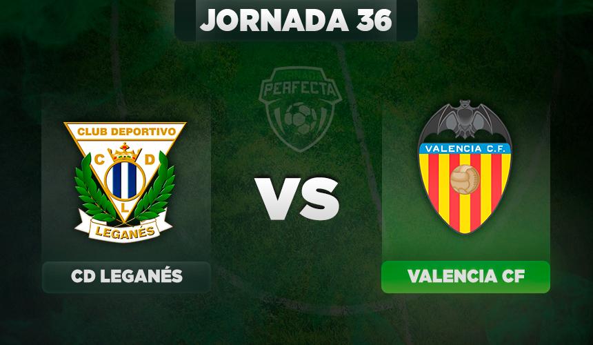 Leganés - Valencia