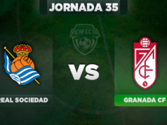 Real Sociedad - Granada