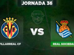 Villarreal - Real sociedad