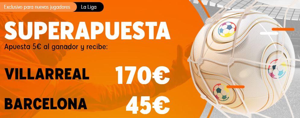 superapuesta 888sport villarreal barcelona