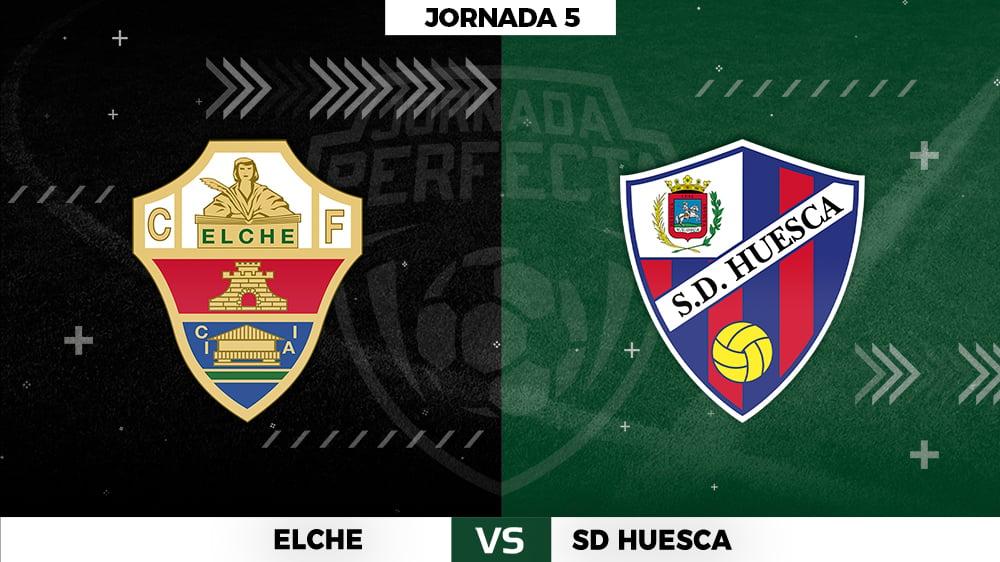 Elche - Huesca